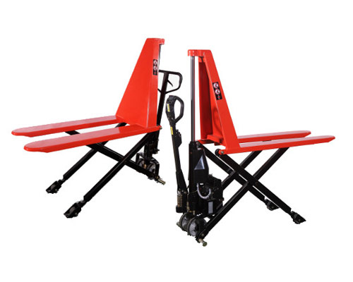 Great for Small Places 3000 Lbs Capacity Electric Walkie Pallet Jack