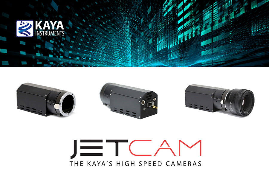 JetCam is high speed low-cost global shutter camera with