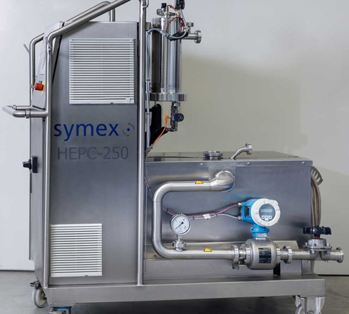 Symex mixing technology, high-efficiency systems for