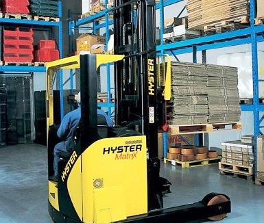 Storage systems for pallets by STAMH