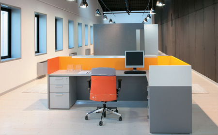Italian design office furniture from Alea - Office Furniture Systems