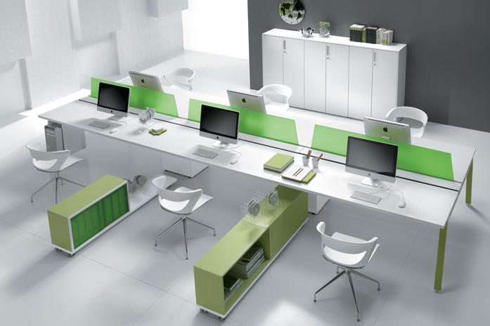 High Quality Offer Profile; Alea Is A Company Leader In The Office Furniture ...