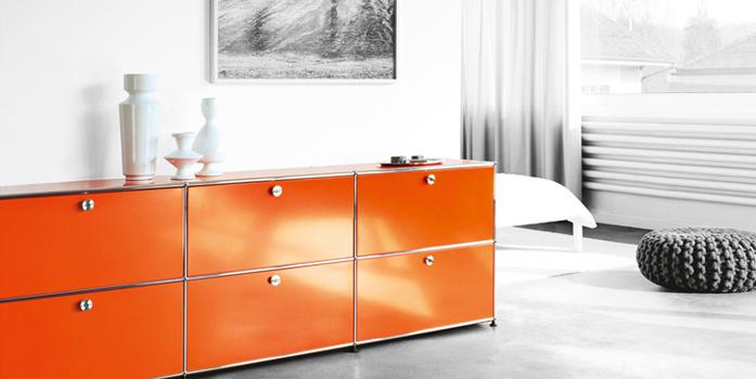 modular furniture from usm office furniture systems. Black Bedroom Furniture Sets. Home Design Ideas