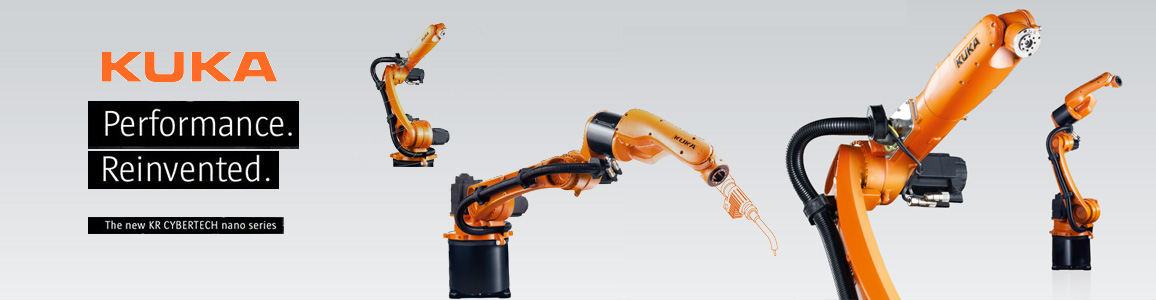 Industrie 4 0 Low, high, heavy-duty payloads robots, cleanroom, CNC