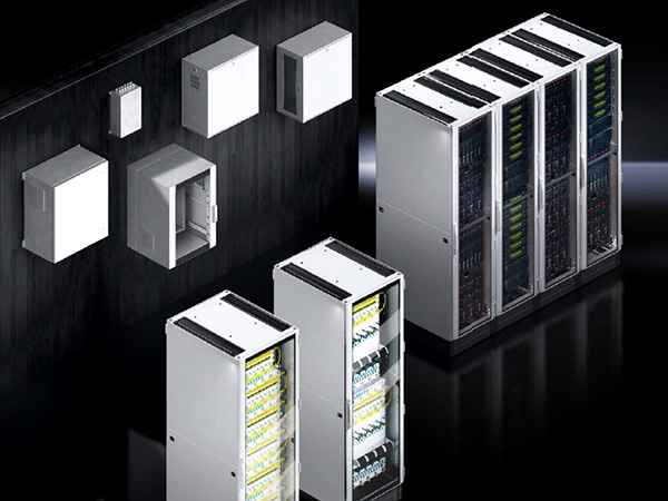 It Network And Server Enclosures Power Distribution And
