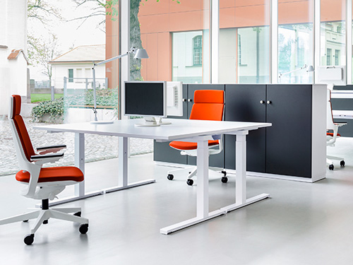 Office furniture highlights news and trends for Office design expo