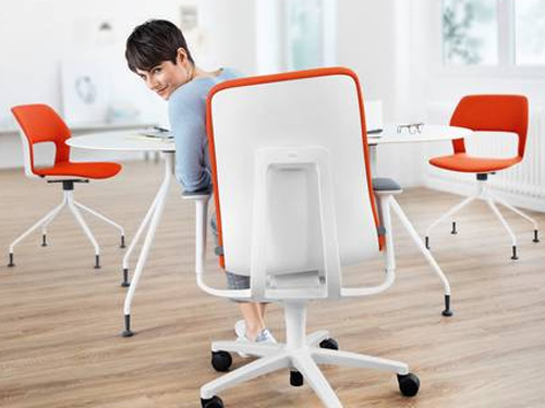 free to move office chair