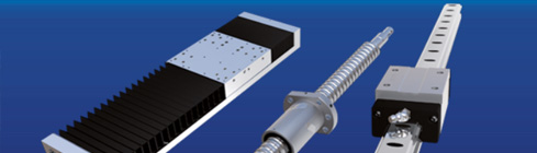 Linear actuators & Linear Drives on EXPO21XX