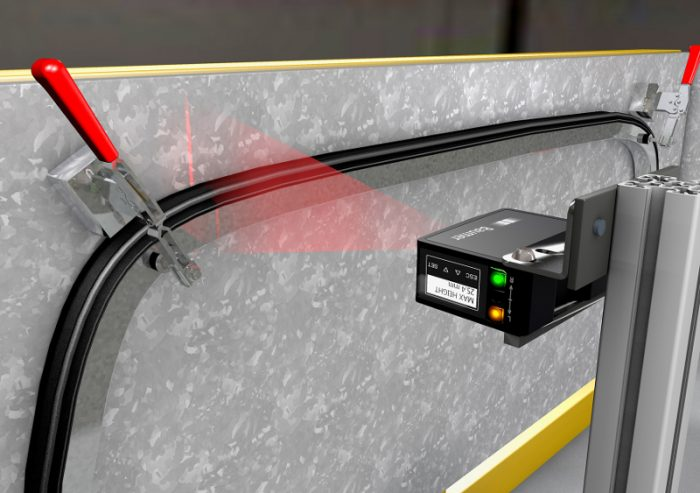 Baumer's new PosCon HM light-section sensor offers reliable