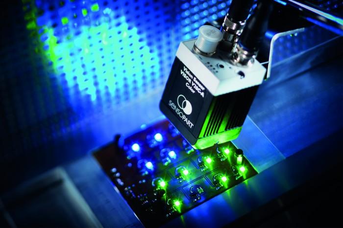 vision colour sensors