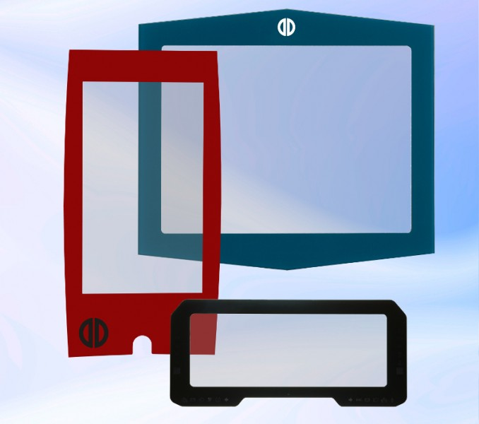 Individual custom PCAP touchscreen-designPhoto by Distec GmbH