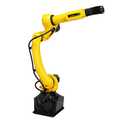 FANUC introduces its new long-arm M-10iD/10L handling robot