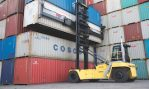 Hyster Double Container Handling