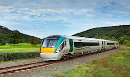 HYBRID-READY MTU POWERPACKS FOR IRISH RAIL