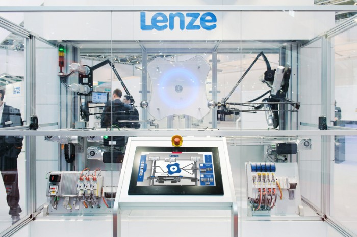 Lenze's ready-to-use solutions make it easy for machine builders to implement their machine concepts, giving them time and space to focus on developing the unique features of their machine.Photo by Lenze SE