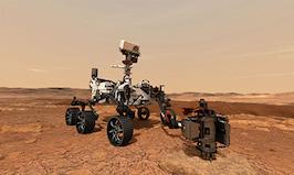 maxon drives on mars