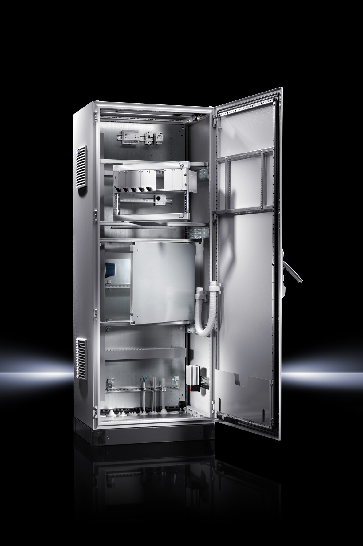 New Free Standing Enclosure From Rittal Expo21xx Com News