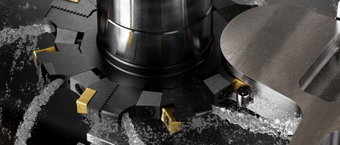 Sandvik Coromant's new CoroMill® 331 indexable insert cutter offers