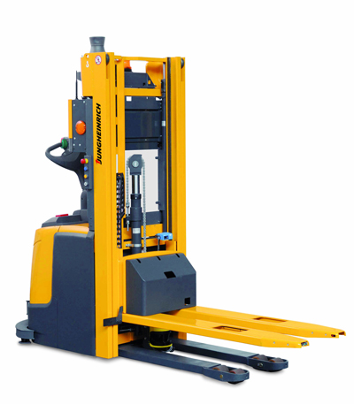 Jungheinrich Presents New Auto Pallet Mover Expo21xx Com