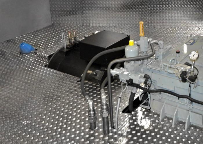 baumüller high-torque motor