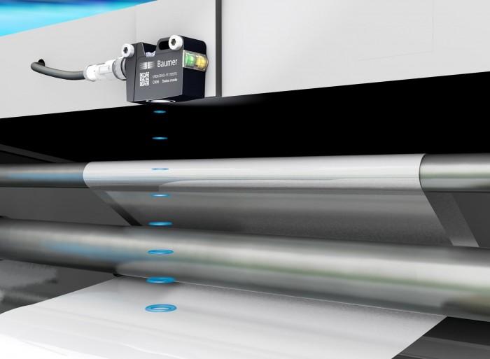 baumer U500 ultrasonic sensor