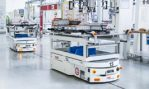 AGVs from DS AUTOMOTION provide disruptive production processes with flexibility