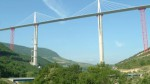 Millau Viaduct in the South of France