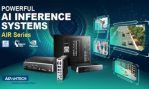 Advantech's new AIR series AI inference systems optimised for AI applications