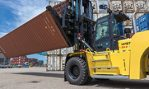 Hyster Europe discusses its solutions for challenges involving inland terminals