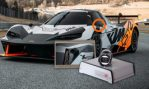KTM uses latency-free camera monitor system from Kappa optronics for its race cars
