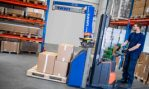 The new TAWI Mobile Order Picker is designed for workflow optimization with ergonomics and safety in mind