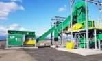 ECOWASTE Wood Recycling Plant in Canada by HAAS