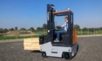 fluxx forklift truck