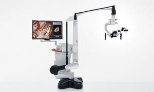 leica 3d surgical microscope