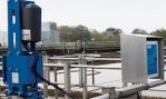 Wastewater treatment plant saves energy using linear electric actuators from LINAK