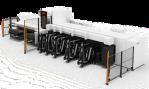 Mazak – tube laser for small to medium diameters