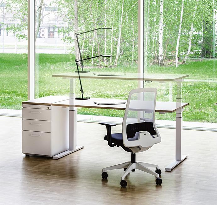 REISS ECO N2 is a work desk