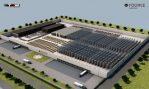 storage warehouse by TGW