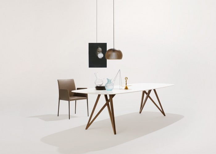 walter knoll Seito dining table
