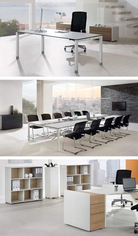 OFFICE FURNITURE 21XX - Trade Fair for office furniture systems ...